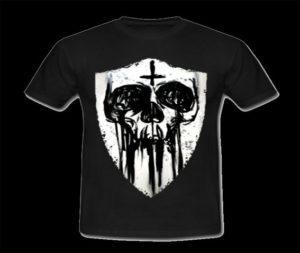 Inky-Skull-T-Shirt