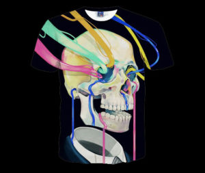 New-Arrival-Punk-Rock-Style-Funny-Skull-Print-Men-Tshirts