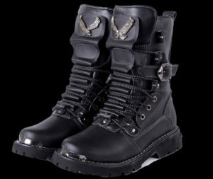 Punk-Black-Eagles-Lace-Up-Buckles-Men-Knight-Boots-Men-Boot-t
