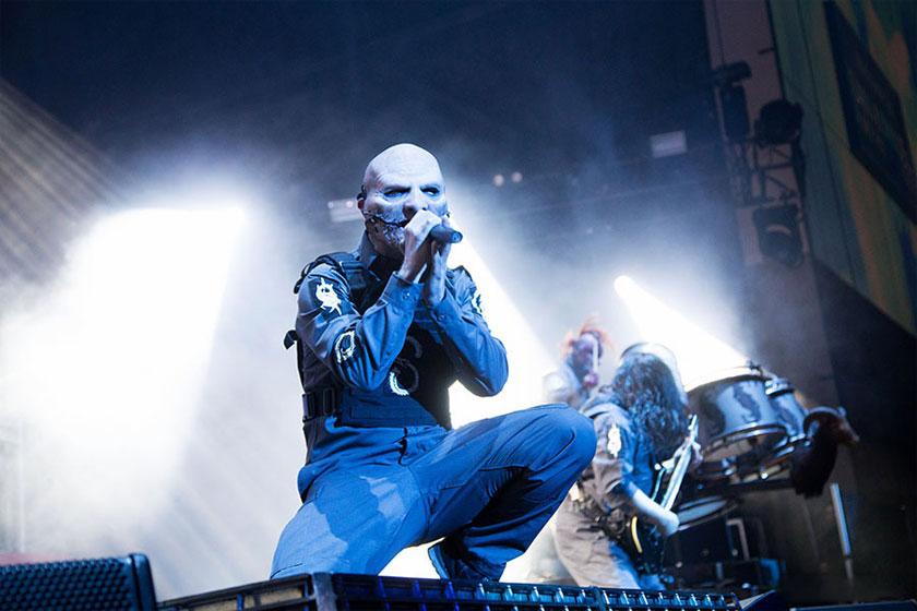 Slipknot-Metal