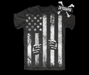 Stars-Restraints-Tee-Shirt