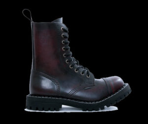 Steel-10-Eyelet-Boot-Burgundy-With-Screw-Sole