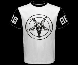 Team-Satan-Baphomet-T-Shirt