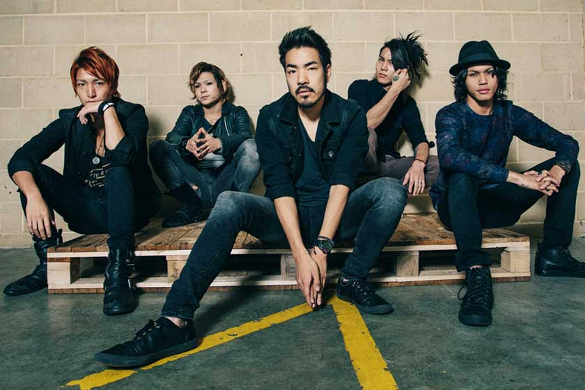 Crossfaith-photo