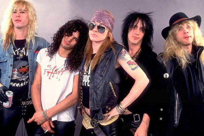 Guns-Roses